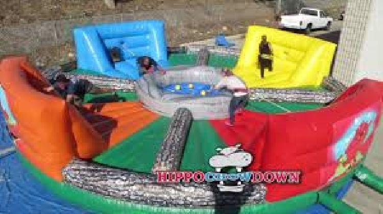 Hippo Chowdown