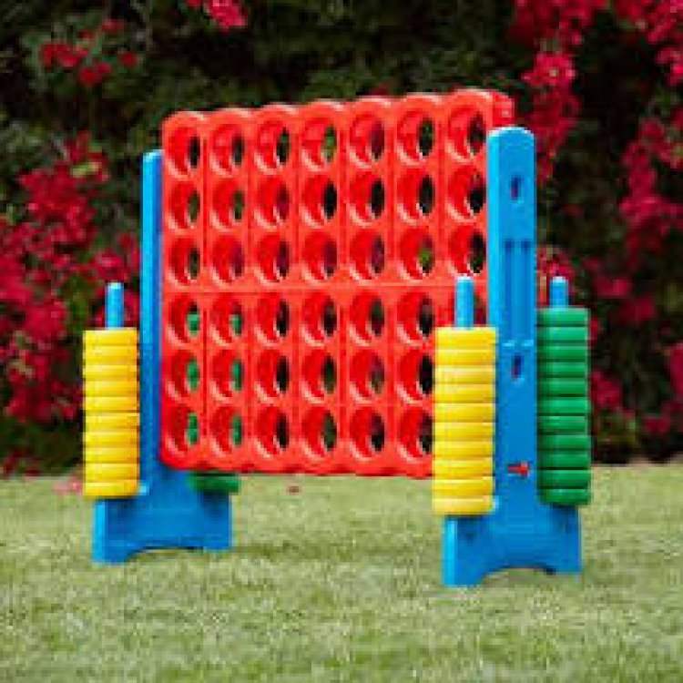 Connect 4 Giant Game