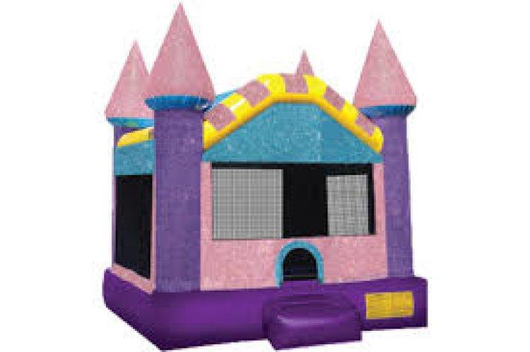 Pink Sparkle Castle